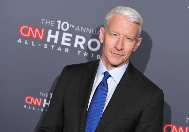 "Early Wednesday morning, a tweet was posted from Anderson Cooper's verified Twitter account calling President Trump a ""tool"" and a ""pathetic loser."""