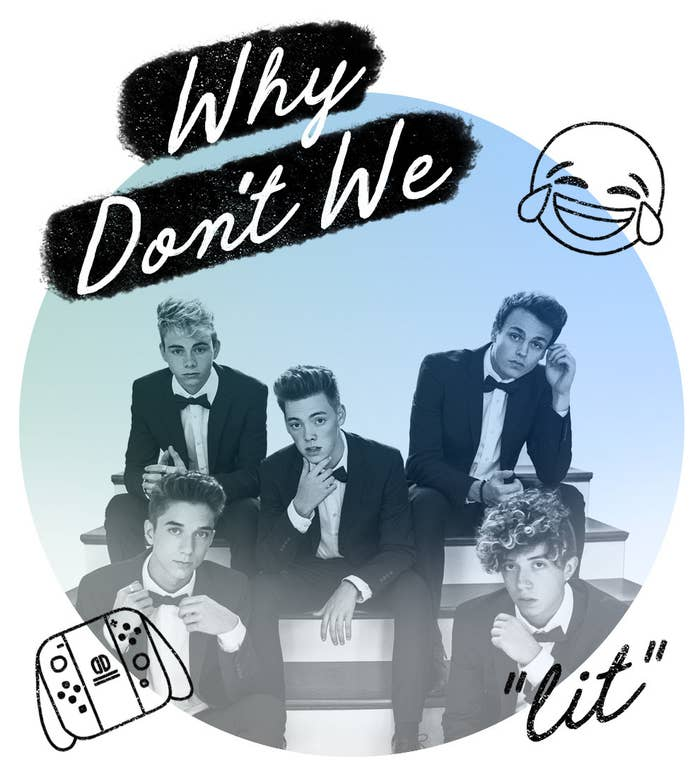 Boyband Why Don't We