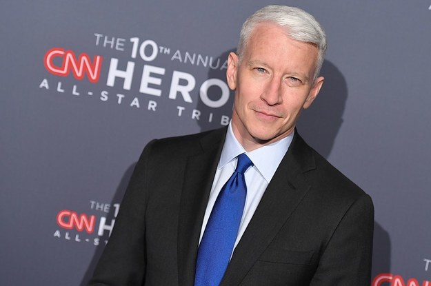 """CNN Says Anderson Cooper's Tweet Calling Trump A """"Pathetic Loser"""" Came From A Hacker At The Gym"""