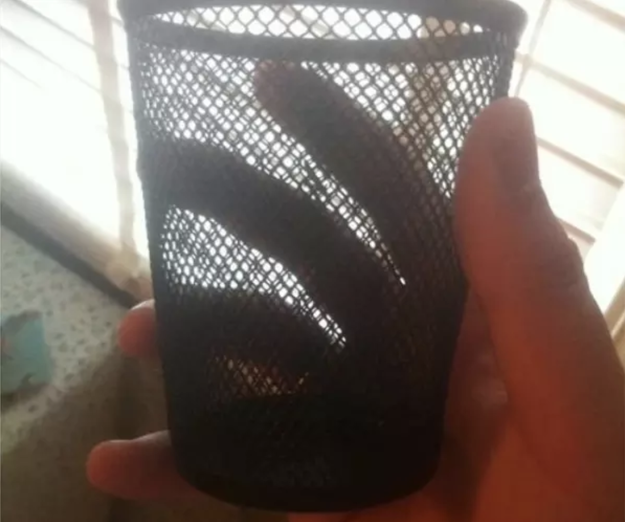 The mom who told her son this was the only cup he could drink alcohol out of in college: