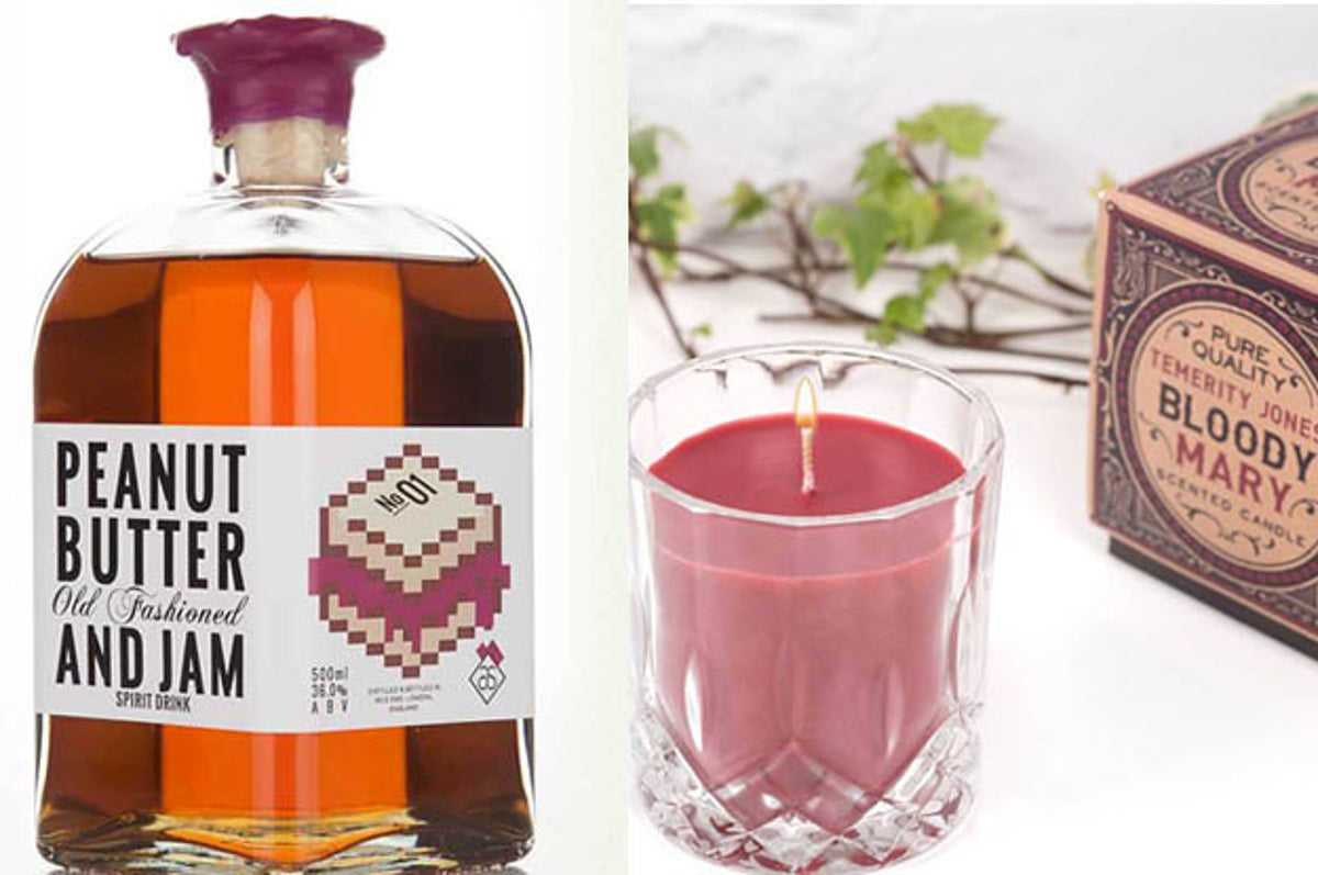 15 Gift Ideas For People Who Fucking Love Alcohol