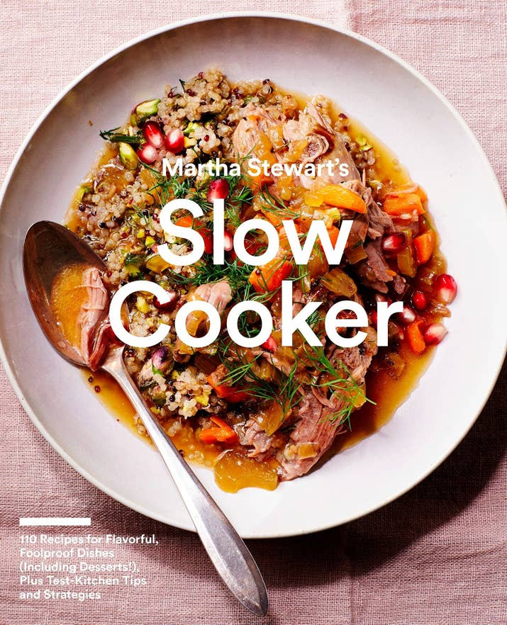 14 of our favorite cookbooks from 2017 2 martha stewarts slow cooker by the editors of martha stewarts living forumfinder Choice Image