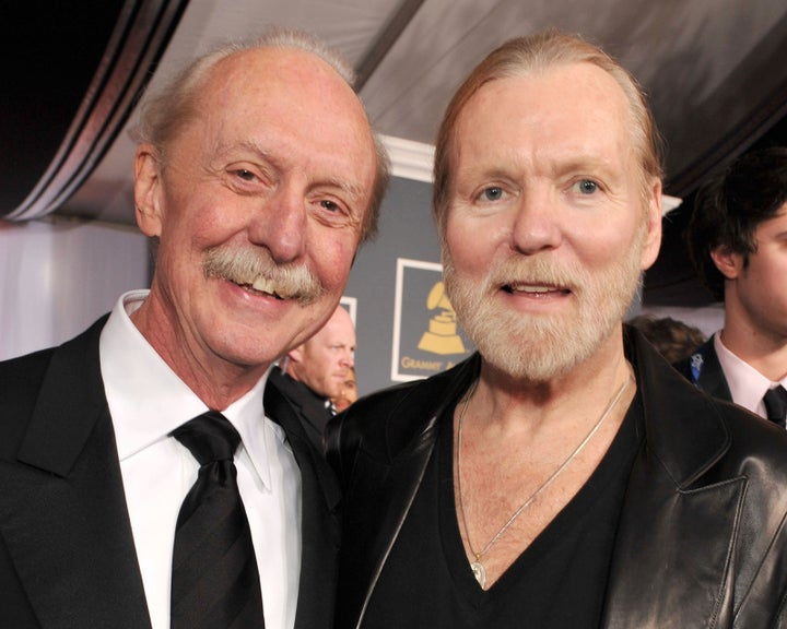 Butch Trucks and Gregg Allman: Founding members of the Allman Brothers (May 11, 1947–Jan. 24, 2017 and Dec. 8, 1947–May 27, 2017, respectively)