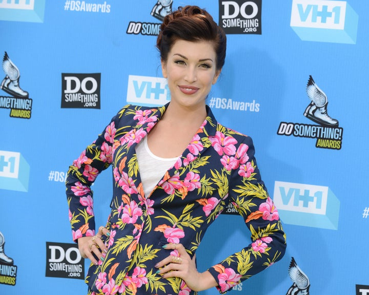 Stevie Ryan: YouTube personality and actress (June 2, 1984–July 1, 2017)