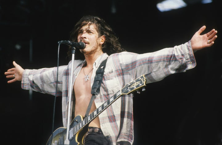 Chris Cornell: Musician and frontman of Soundgarden and Audioslave (July 20, 1964–May 18, 2017)