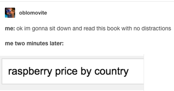 17 Tumblr Posts That Are Way Too Real And Funny For Book Lovers