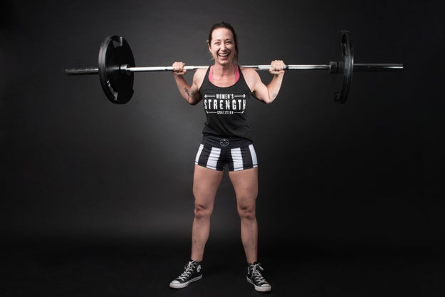 """""""Strength training allows individuals to foster literal and figurative strength. What started as a female-focused organization is evolving into something more."""""""