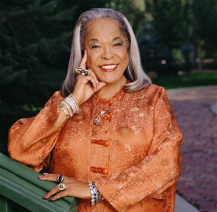 Della Reese: Gospel singer, actress, and ordained minister (July 6, 1931–Nov. 19, 2017)