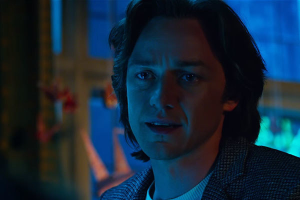 And James single-handedly made Professor X the subject of all my totally normal, G-rated dreams.