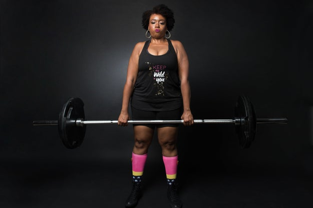"""""""Powerlifting boosted my happiness and confidence, proved my inner strength, and delivered me from my obsession with weight loss."""""""