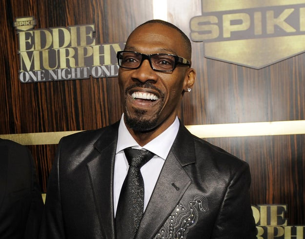 Charlie Murphy: Actor and comedian (July 12, 1959–April 12, 2017)