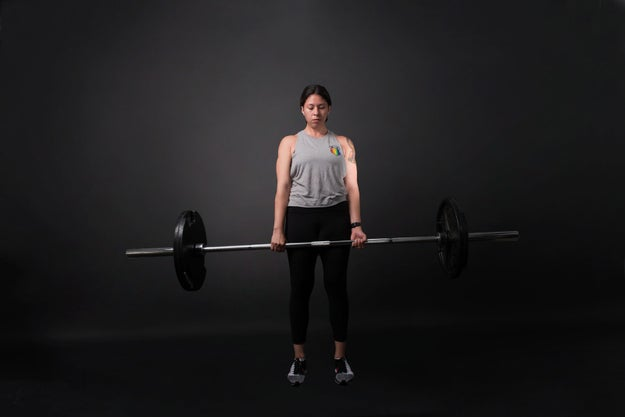 """""""Powerlifting helped me reclaim ownership of my body, taught me to take up space, to feel safe in that space, and not to derive self-worth or value from the number on the scale."""""""
