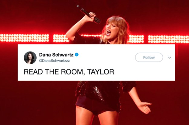 Taylor Swift Said 2017 Was The Best Year Ever, And Twitter Is Predictably Mad