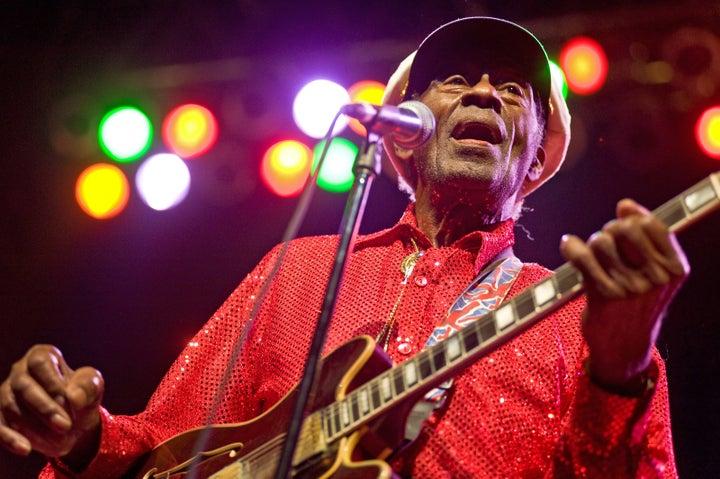 Chuck Berry: Musician (Oct. 18, 1926–March 18, 2017)