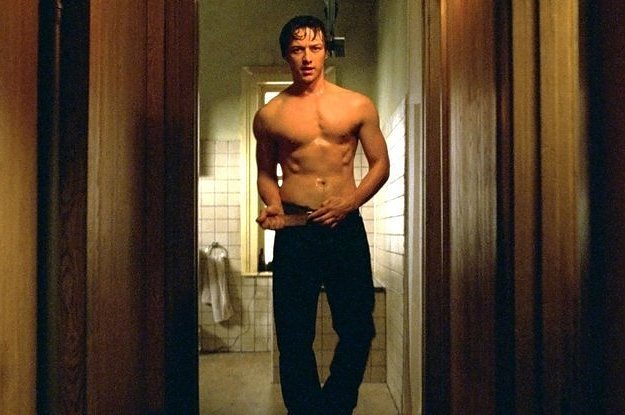 James McAvoy Has Always Been A Snack, You're Just Late