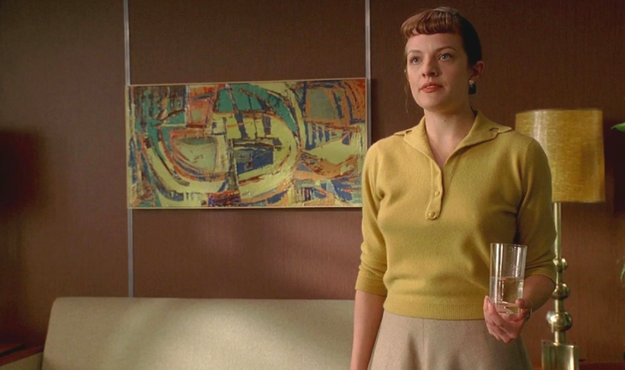 The world was introduced to Peggy Olson when Mad Men premiered in 2007.