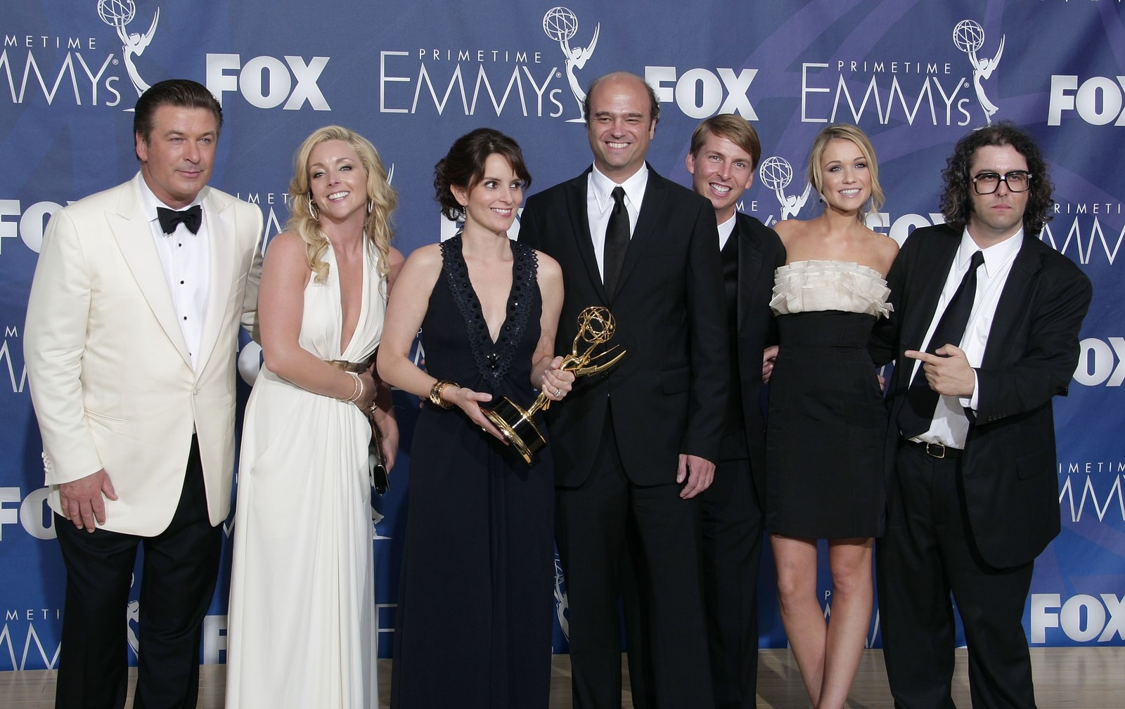 """30 Rock  was revered by the Emmys as the """"Outstanding Comedy Series"""" of 2007. -  A hilarious woman in charge of a rag-tag group of comedy writers?"""