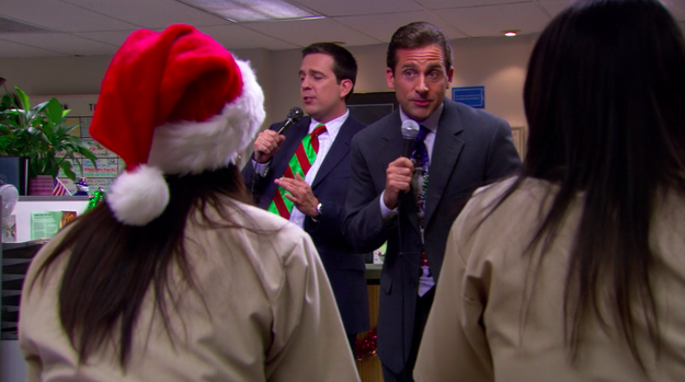 how well do you remember the benihana christmas episode of the office - The Office Christmas Episodes