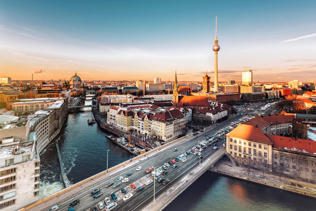 You should travel to Berlin, Germany