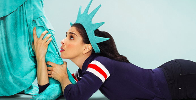 I Love You, America with Sarah Silverman premiered October 12, 2017.