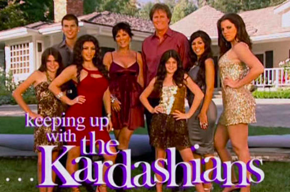 Keeping up with the Kardashians premiered on October 14, 2007.