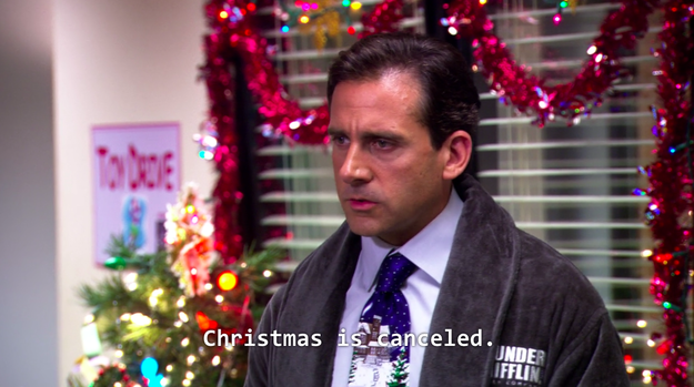 "A Benihana Christmas"" (The Office US"