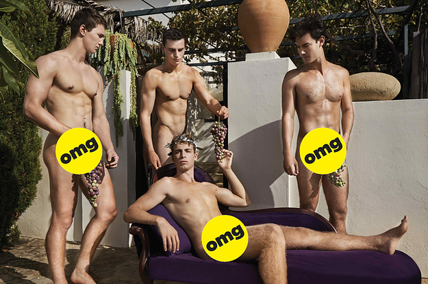 The Naked Rowers Are Back To Fight Homophobia With A Lot Of Butts