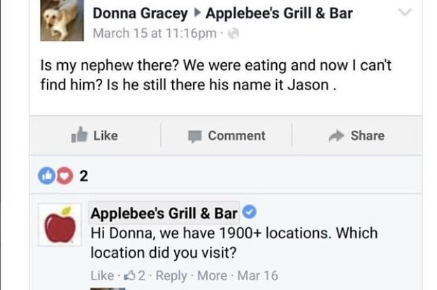 19 Times Facebook Was The Wildest Place On The Internet In 2017