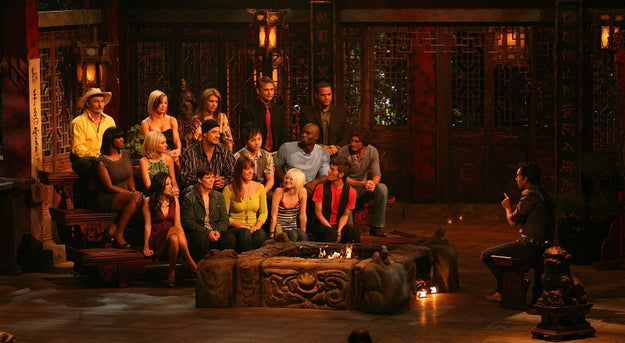 Survivor took its contestants to China in 2007.