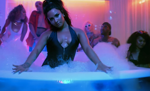 "8. ""Sorry Not Sorry"" by Demi Lovato"