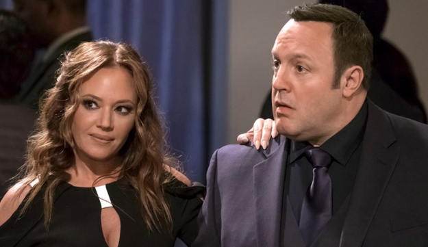 And Leah Remini joined the cast of Kevin Can Wait in 2017.