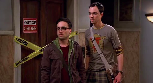 The Big Bang Theory premiered on September 24th, 2007.