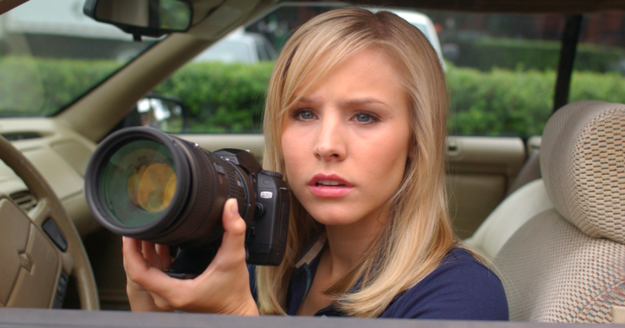 Kristen Bell was tragically taken off our small screens when Veronica Mars was cancelled in 2007.