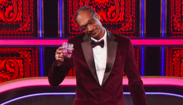 Snoop Dogg began hosting The Joker's Wild reboot in 2017.