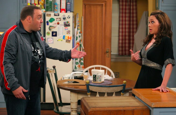 The King of Queens, starring Kevin James and Leah Remini, ended in 2007.