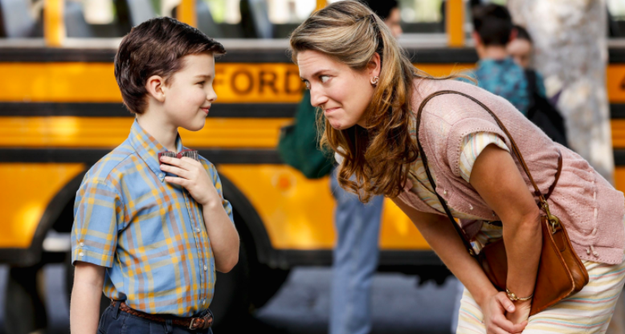 Young Sheldon premiered on September 25, 2017.