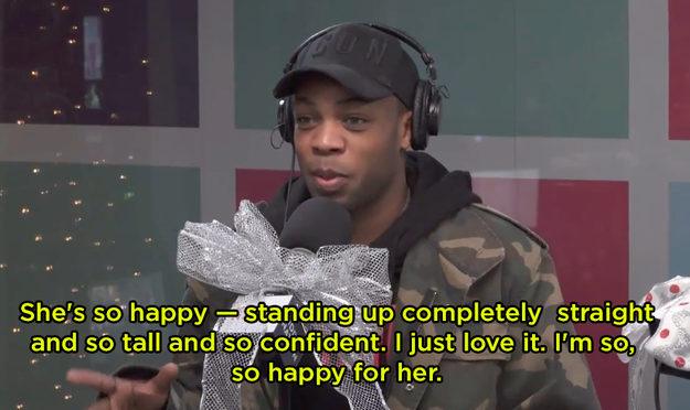 Either way, Taylor is happier than she's ever been, Todrick said.
