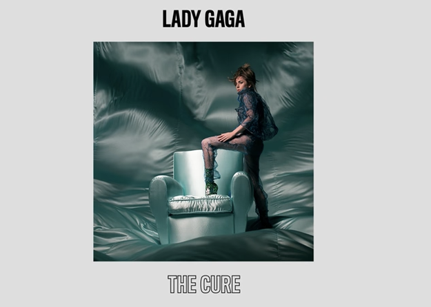 "17. ""The Cure"" by Lady Gaga"