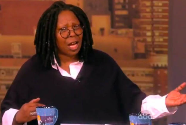 Whoopi Goldberg joined the cast of The View in 2007.