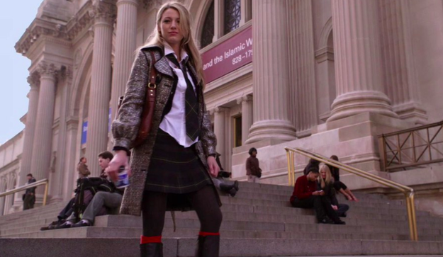 The CW premiered Gossip Girl on September 19th, 2007.