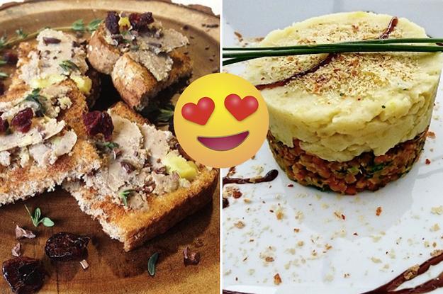 17 alternatives végétariennes pour ne pas se retrouver avec trois haricots et deux pommes noisettes dans son assiette le soir de Noël