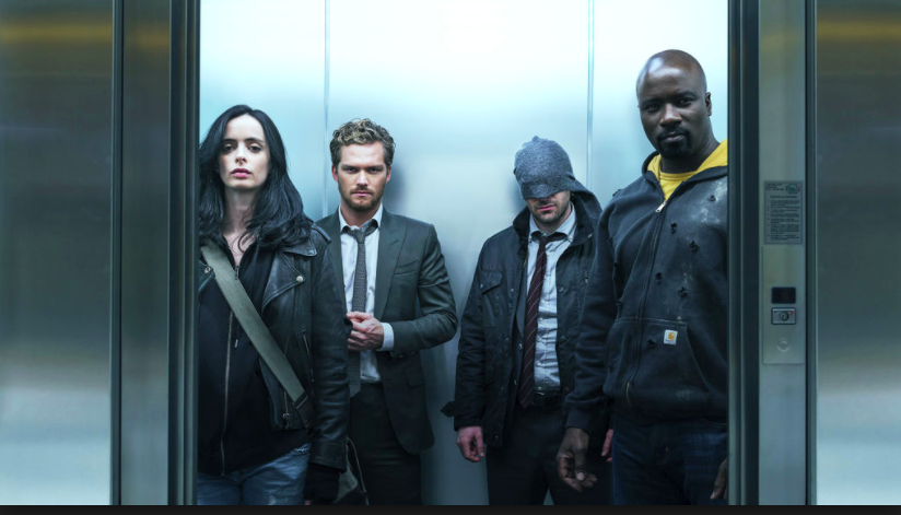 But we did not lack for heroes on TV in 2017. - The Defenders  (and all of their respective shows),  Agents of S.H.I.E.L.D ,  Legion ,  Runaways ,  The Gifted ,  The Flash ,  Supergirl , and  Arrow .