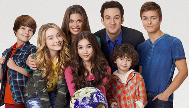 And said good-bye to the Matthews family (again) when Girl Meets World was cancelled in 2017.