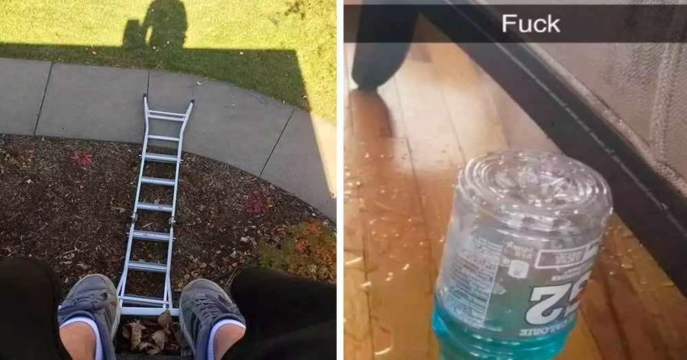 21 Pictures That Pretty Much Perfectly Sum Up 2017