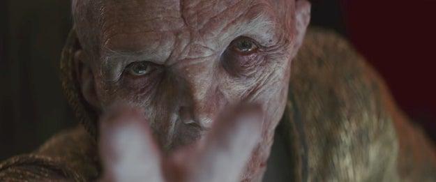Is Snoke truly dead?