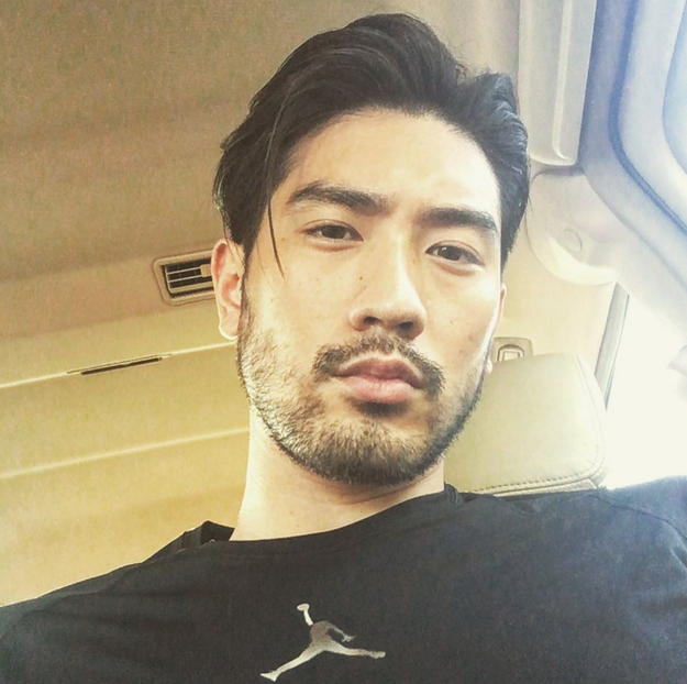 This is Godfrey Gao.