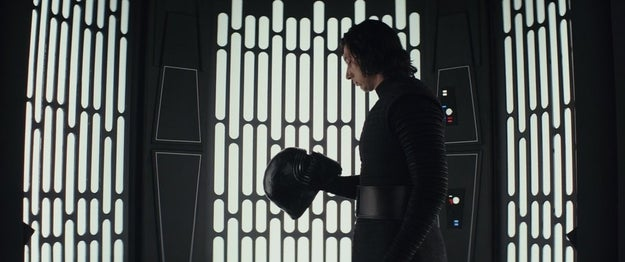 Is Ben Solo/Kylo Ren really savable at this point? Or does he have to die?