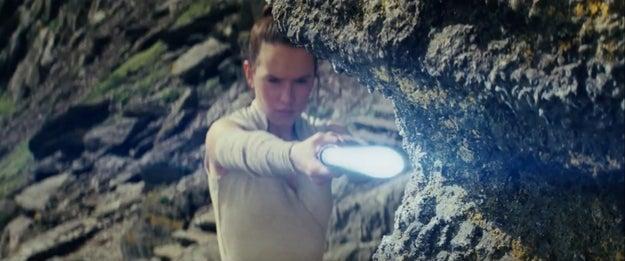 Will Rey start training a new generation of Jedi between this film and the next?