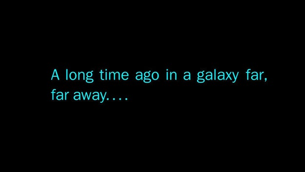 And finally, will the next movie, Episode IX, take place several years later?