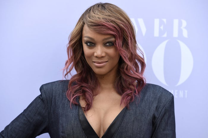 Tyra Banks in 2015.